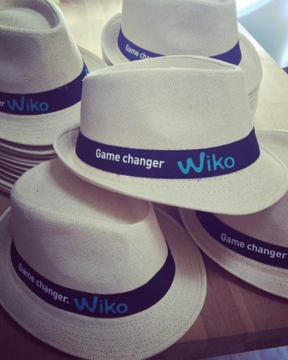 GOODIES CHAPEAU WIKO PEPPER D