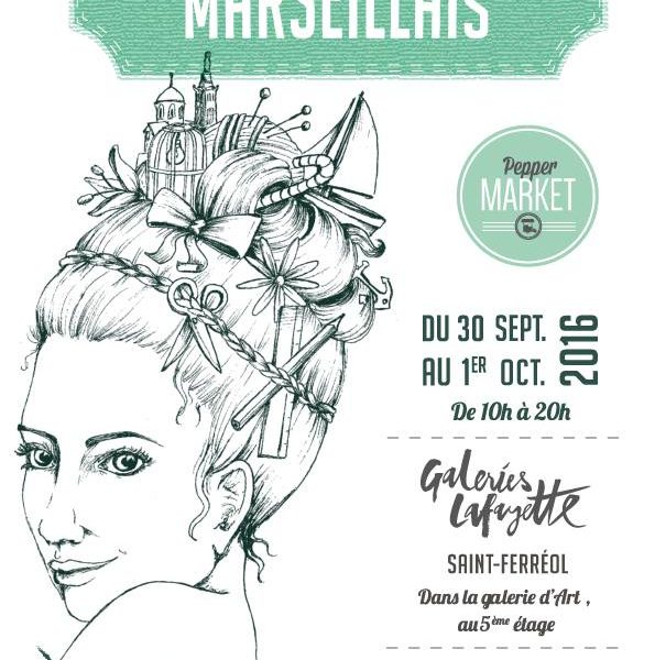 Marché des créateurs Marseille - PEPPER D